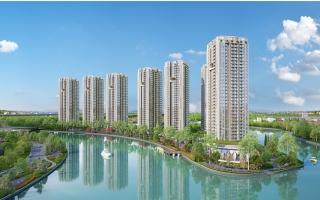 """12 tòa tháp Gem Riverside như một """"Vịnh Hạ Long"""" thu nhỏ giữa Sài Gòn"""