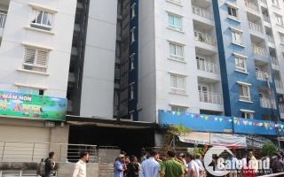 Bộ Xây dựng yêu cầu giải quyết sau sự cố cháy chung cư Carina Plaza