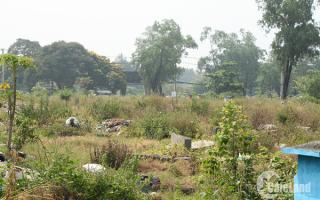 """Đất quanh Nghĩa trang Bình Hưng Hòa lên cơn """"sốt"""""""