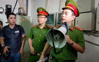Chung cư Giai Việt của Quốc Cường Gia Lai chưa đảm bảo an toàn PCCC