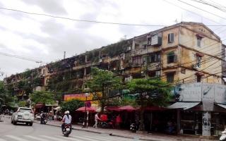 Bất động sản 24h: Cải tạo chung cư cũ Hà Nội còn nhiều vướng mắc