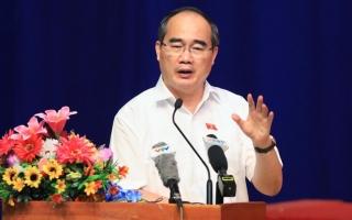 """Bí thư TP.HCM Nguyễn Thiện Nhân: """"Chúng tôi không gạt bà con đâu"""""""