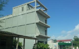 Nghệ An: Tràn lan nhà xây trái phép