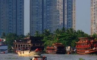Đừng bóp nát diện mạo sông Sài Gòn