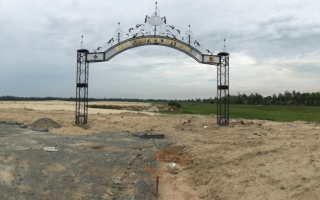 Cảnh giác khi mua bán đất nền ở khu đô thị Điện Nam- Điện Ngọc (Quảng Nam)