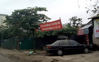 Hà Nội: Công trình lấn chiếm chình ình, phường quận loay hoay không xử được