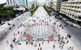 Sau đường Nguyễn Huệ, TP.HCM mở thêm không gian đi bộ