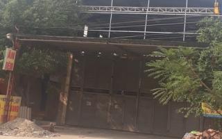 Ba Vì: Chính quyền có làm ngơ cho việc xây dựng nhà xưởng không phép?