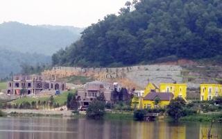 Bất động sản 24h: Thanh tra việc xây biệt phủ trên rừng phòng hộ ở Sóc Sơn