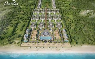 Biệt thự biển Bình Thuận hưởng lợi từ hạ tầng