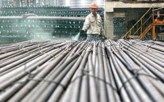 Đầu tháng 10, giá thép xây dựng tăng 55 – 220 đồng/kg