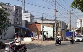 TP.HCM: Sớm hoàn thành dự án mở rộng đường Lương Định Của