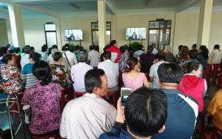 Chủ tịch TP.HCM tiếp dân Thủ Thiêm lần 3