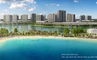 Phương án tài chính 35 năm không đổi cho khách mua căn hộ VinCity Ocean Park
