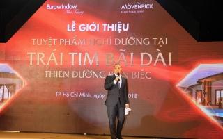 """Cơ hội đầu tư nhận ưu đãi """"khủng"""" tại dự án Mövenpick Resort Cam Ranh"""