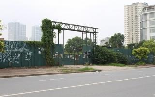 TD Group và dự án nghìn tỷ trên đất vàng ở Hà Nội 'đắp chiếu' nhiều năm