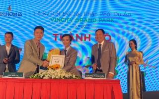 Thành Đô trở thành đại lý phân phối chính thức dự án VinCity Grand Park
