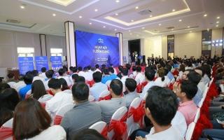 Hơn 500 nhân tài quy tụ tại Ngày hội tuyển dụng Novaland 2018