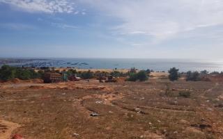 Cận cảnh công trường dự án biệt thự biển 5 sao gây sốt tại Phan Thiết