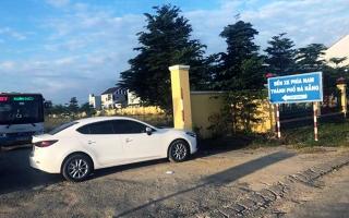 Đà Nẵng: Tiểu thương phong tỏa bến xe Đức Long