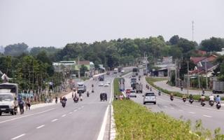 Đầu tư đường Vành đai 3 đoạn Bình Chuẩn - Quốc lộ 22 - Bến Lức