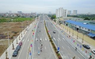 Những công trình góp phần nâng giá bất động sản Nam Từ Liêm
