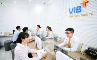 VIB, lợi nhuận trước thuế đạt 2.741 tỷ đồng, tăng 95% so với 2017