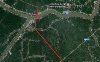 Cần Thơ: Xây cầu Vàm Xáng và đường nối cầu Vàm Xáng đến Quốc lộ 61C