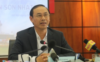 Bộ GTVT đề xuất không giao cho tư nhân làm nhà ga T3 Tân Sơn Nhất