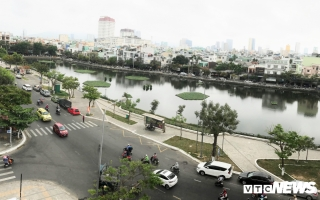 Không tìm được tiếng nói chung, ông Dũng 'lò vôi' ngừng dự án xử lý ô nhiễm hồ nước ở Đà Nẵng