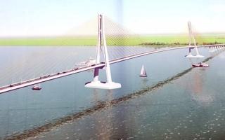 Xây 2 cầu nối Trà Vinh với Sóc Trăng