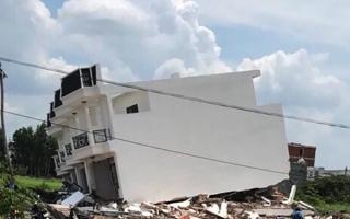 Công trình xây dựng tiền tỷ bị sụt lún phải đập bỏ ở quận 12