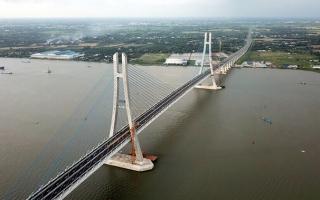"""Những cột mốc đáng nhớ của cây cầu 5.700 tỉ giúp """"khai sáng"""" miền Tây"""