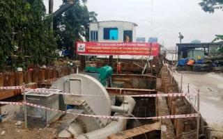 TP HCM: Chốt giá máy bơm chống ngập hơn 14 tỷ/năm