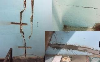 TP HCM: Nhà xây làm lún nứt nhà hàng xóm, xử lý sao?
