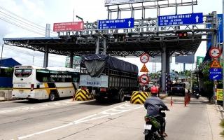 Bị phản đối, trạm thu phí gần cầu Vàm Cống sẽ giảm giá