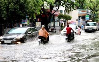 TP HCM hễ mưa là ngập!