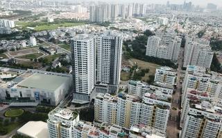 Giao dịch chung cư tại TP.HCM tăng trung bình 44% mỗi năm