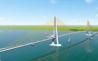 Hơn 8.000 tỉ đồng xây dựng cầu Đại Ngãi nối Trà Vinh – Sóc Trăng