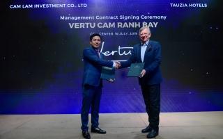 Ascott quản lý dự án Cam Ranh Bay