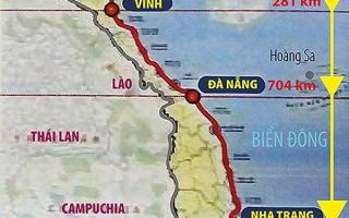 Chưa đến lúc làm đường sắt cao tốc Bắc - Nam