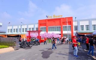 TTTM Viva Square của LDG Group thu hút khách hàng và nhà đầu tư