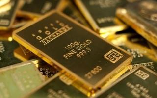Điểm tin sáng: Giá vàng giảm xuống dưới ngưỡng 1.500 USD/ounce
