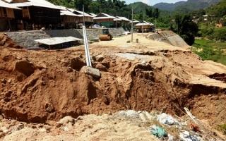 Thanh Hoá: Hàng loạt bất cập ở khu tái định cư Na Chừa