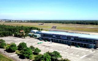Huế: Sớm khởi công dự án mở rộng sân bay Phú Bài