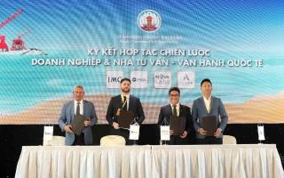 Novaland hợp tác các tập đoàn quốc tế phát triển du lịch Bình Thuận