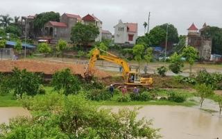 """Thái Nguyên: Chính quyền """"vội vàng"""" cưỡng chế nhà dân để giao đất cho doanh nghiệp?"""