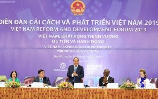 Thủ tướng: không có cách nào khác, Việt Nam phải vươn lên