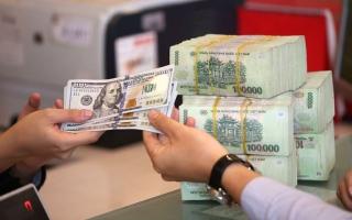 Tỷ giá USD tiếp tục giảm