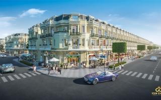 """Xuất hiện """"đại lộ mua sắm Champs-Élysées"""" giữa lòng Dĩ An"""